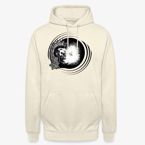 Streetpunk - Sweat-shirt à capuche unisexe