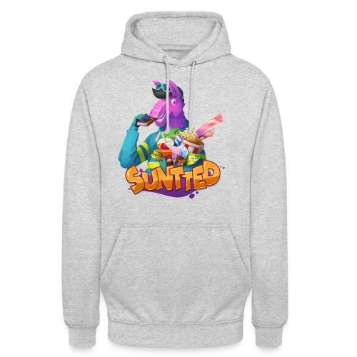 Suntted Confiseries - Sweat-shirt à capuche unisexe