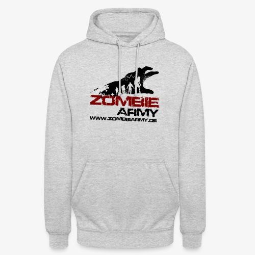 ZA logo - Unisex Hoodie