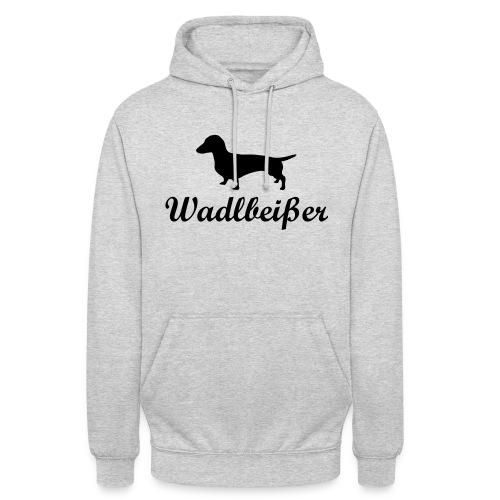 wadlbeisser_dackel - Unisex Hoodie