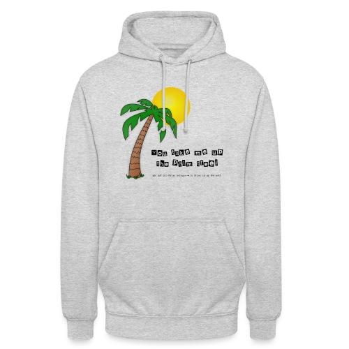 palm tree definition - Unisex Hoodie
