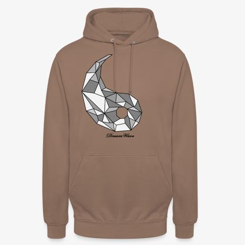 DreamWave Yang - Sweat-shirt à capuche unisexe