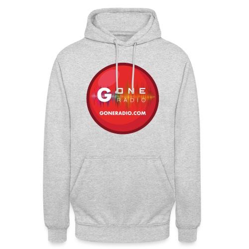 G ONE RADIO.COM - Sweat-shirt à capuche unisexe