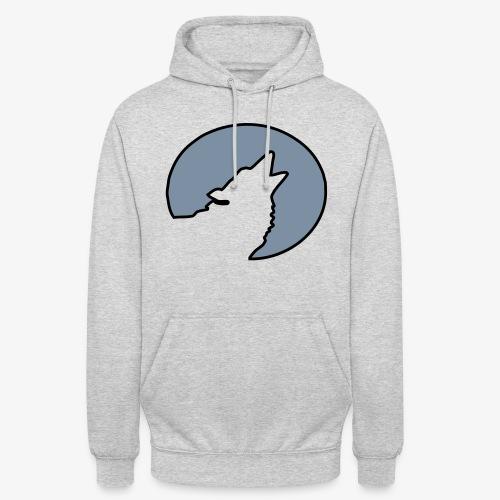 Moonwolf alt - Unisex Hoodie