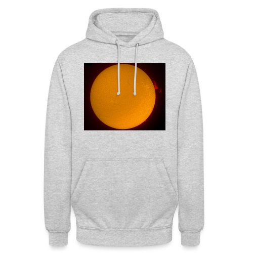 Sonne in H-Alpha - Unisex Hoodie