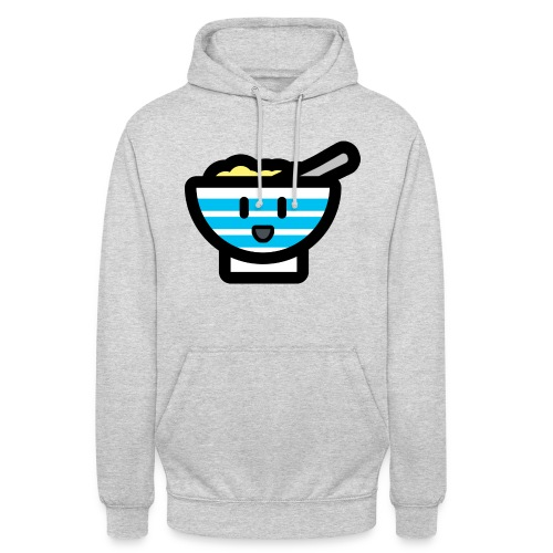 Cute Breakfast Bowl - Unisex Hoodie