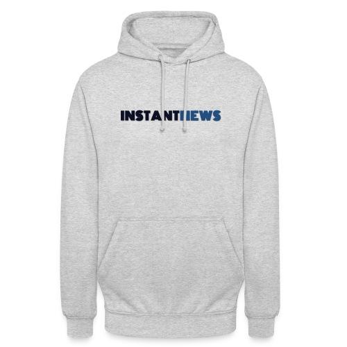 instantnews - Felpa con cappuccio unisex