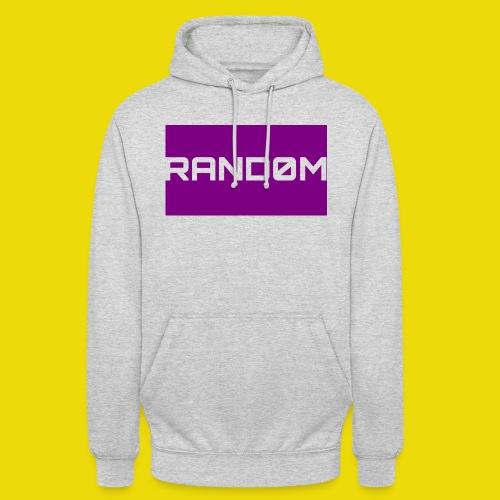 Random Logo - Unisex Hoodie