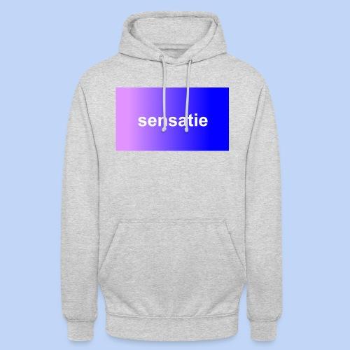 Sensatie - Hoodie unisex