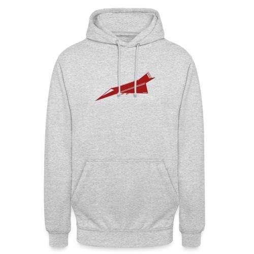 Air Fighter - Sweat-shirt à capuche unisexe