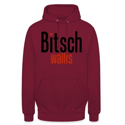 bitsch wallis - Unisex Hoodie