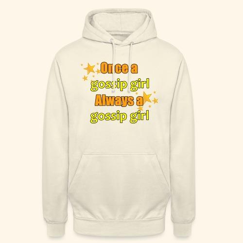 Gossip Girl Gossip Girl Shirts - Unisex Hoodie