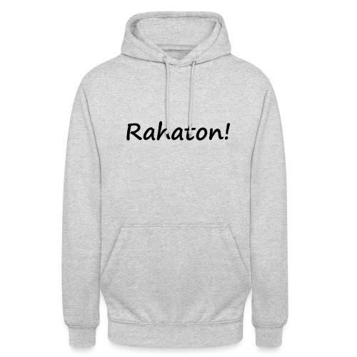 """Rahaton! - Huppari """"unisex"""""""