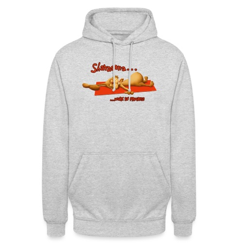 Time for Shavasana - Unisex Hoodie