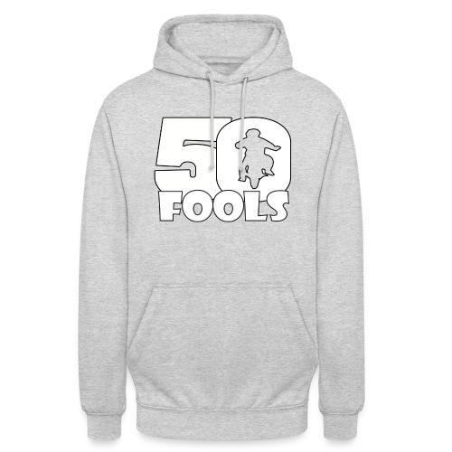50FOOLSLOGOSPREADSHIRT png - Hoodie unisex