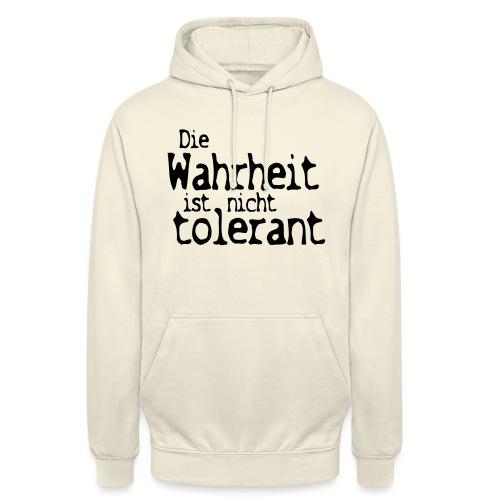 tolerant (JESUS-shirts) - Unisex Hoodie