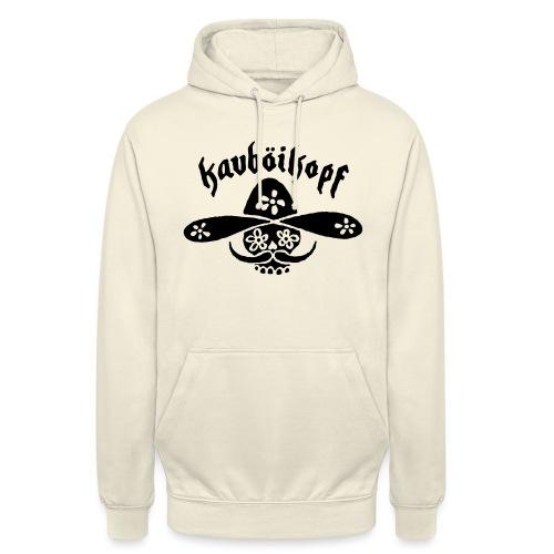Kauboikopf - Unisex Hoodie