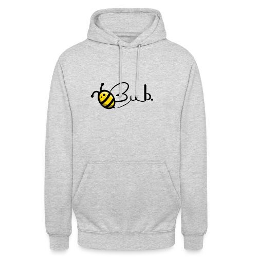 Bee b. Logo - Unisex Hoodie