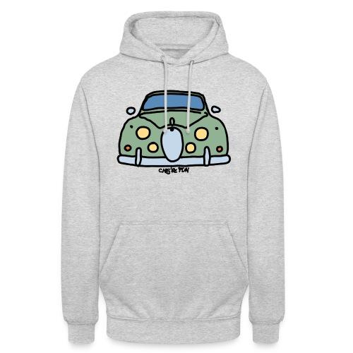 voiture mythique anglaise - Sweat-shirt à capuche unisexe