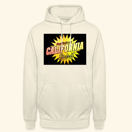 California Spirit Radioshow Classic - Sweat-shirt à capuche unisexe