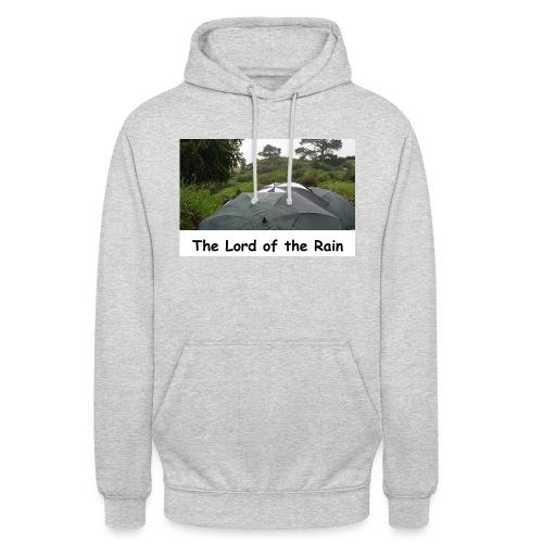 The Lord of the Rain - Neuseeland - Regenschirme - Unisex Hoodie