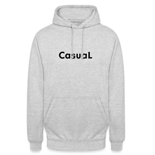 casual - Unisex Hoodie