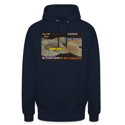Enemy_Vevo_Picture - Unisex Hoodie