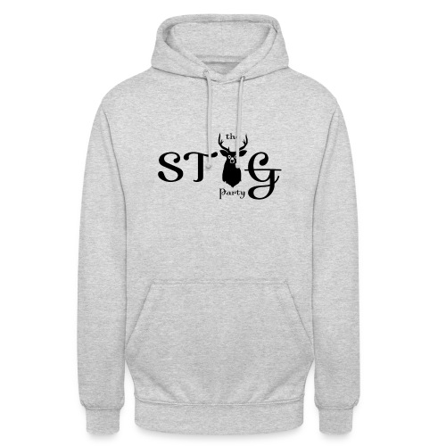 THE STAG PARTY - Unisex Hoodie