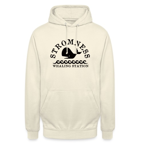 Sromness Whaling Station - Unisex Hoodie