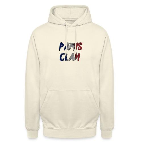 Parisclan Lettering - Unisex Hoodie