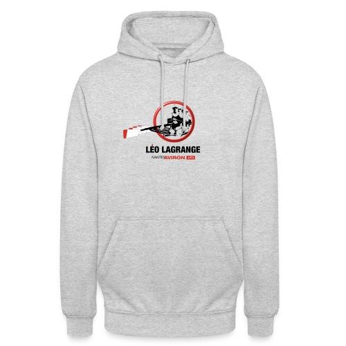 Léo Lagrange Nantes Aviron - Sweat-shirt à capuche unisexe