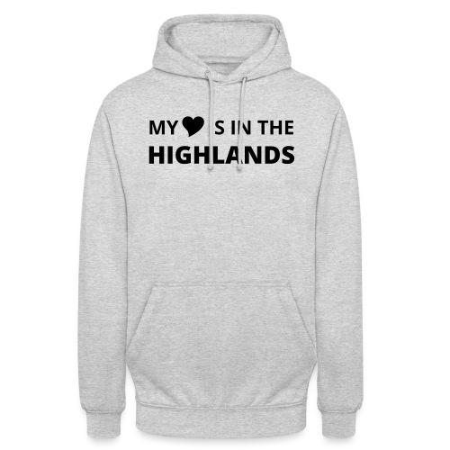 Männer Poloshirt slim Highlands - Unisex Hoodie