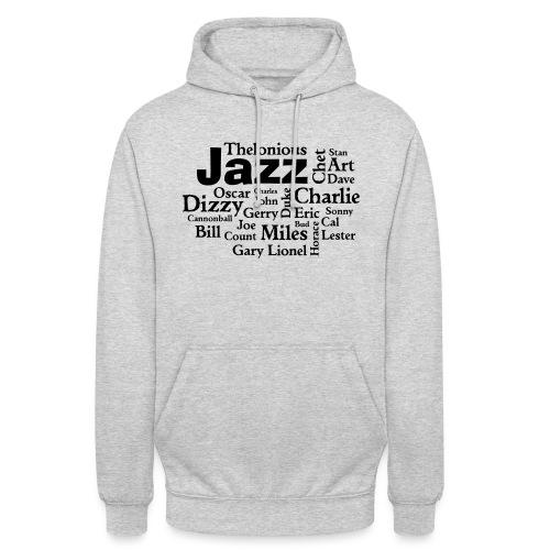 Jazz Greats - Unisex Hoodie