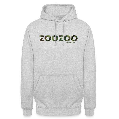 ZooZoo Camoflague Green - Unisex Hoodie