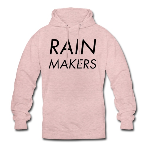 """rainmakertext - Huppari """"unisex"""""""
