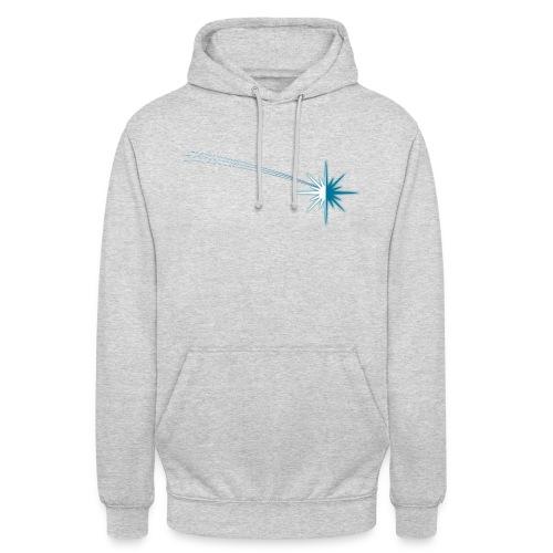 star of success - Sweat-shirt à capuche unisexe