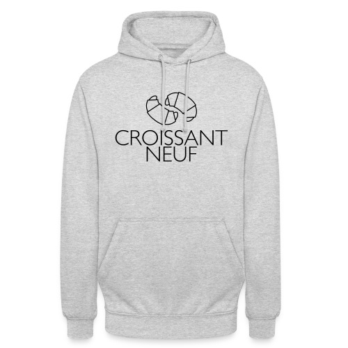 Croissaint Neuf - Hoodie unisex