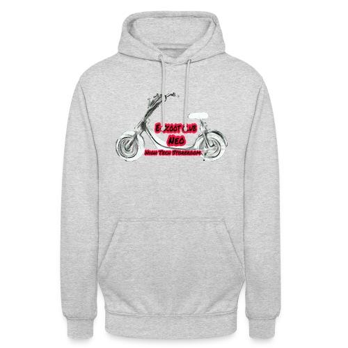 Neorider Scooter Club - Sweat-shirt à capuche unisexe