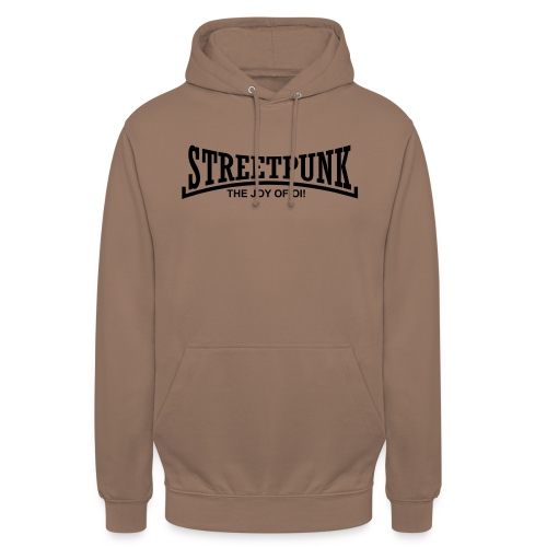 streetpunk the joy of oi! - Unisex Hoodie