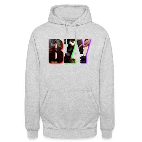 BZY - OFICJALNY PROJEKT - Bluza z kapturem typu unisex