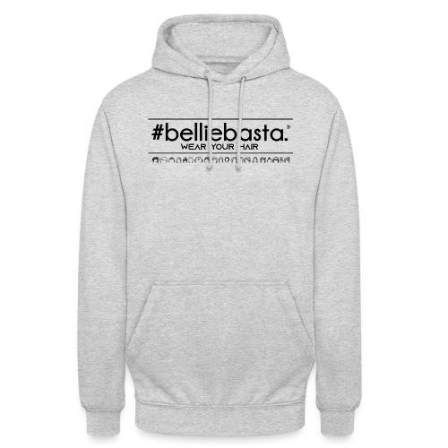 belliebasta - Felpa con cappuccio unisex