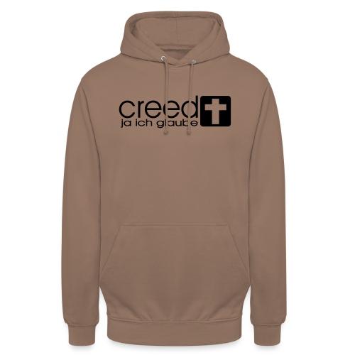 Creed Glaube - Unisex Hoodie