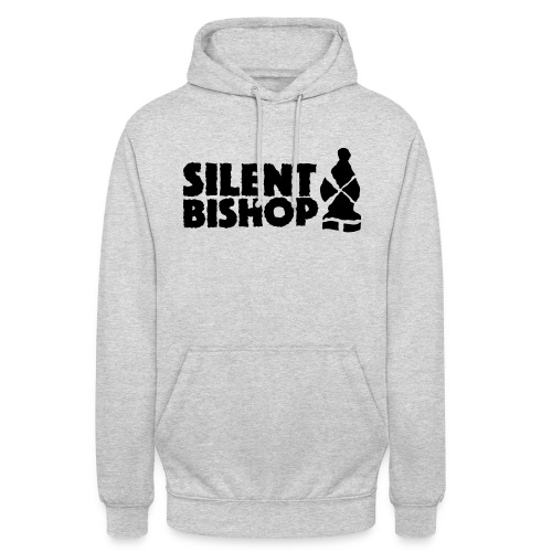 Silent Bishop Logo Groot - Hoodie unisex