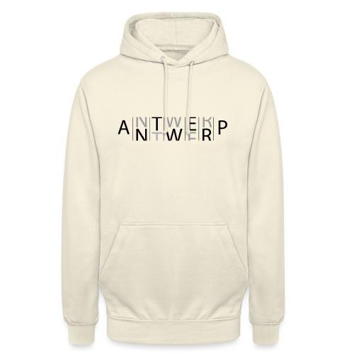 GRILLE D'ANVERS - Sweat-shirt à capuche unisexe