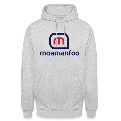 Moamanfoo - Sweat-shirt à capuche unisexe
