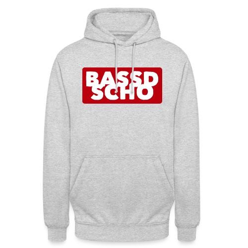BASSD SCHO - Unisex Hoodie
