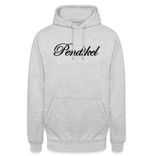 Pendikel Schriftzug (offiziell) Buttons & - Unisex Hoodie