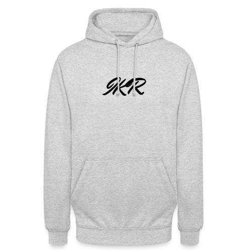 ISK - Sweat-shirt à capuche unisexe