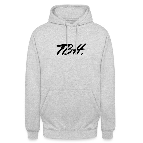 TBH - Sweat-shirt à capuche unisexe