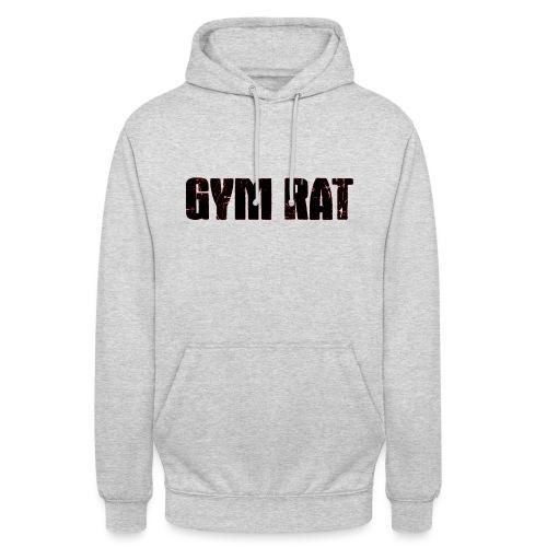 Gymrat - Luvtröja unisex